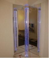 Комплект из двух акриловых зеркал для воздушнопузырьковой трубки - Интернет-магазин школьного и спортивного оборудования Квазар, Екатеринбург