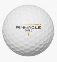 Мяч для гольфа Pinnacle Gold Distance  - Интернет-магазин школьного и спортивного оборудования Квазар, Екатеринбург