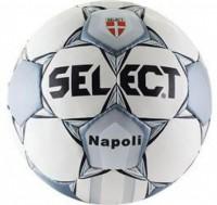 Мяч футбольный Select Napoli, размер 3 - Интернет-магазин школьного и спортивного оборудования Квазар, Екатеринбург