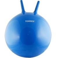 Мяч-попрыгун с ручками Torres 55 см - Интернет-магазин школьного и спортивного оборудования Квазар, Екатеринбург