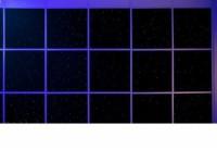 Потолок «Звездное небо» с пультом управления (9 плиток) - Интернет-магазин школьного и спортивного оборудования Квазар, Екатеринбург
