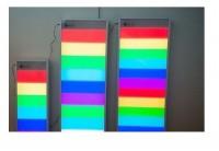 Интерактивная светозвуковая панель «Лестница света», 12 ячеек - Интернет-магазин школьного и спортивного оборудования Квазар, Екатеринбург