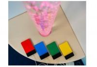 Клавиши управления цветами (комплект из 4 клавиш) - Интернет-магазин школьного и спортивного оборудования Квазар, Екатеринбург