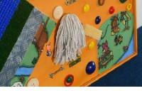 Тактильная панель с декоративными элементами - Интернет-магазин школьного и спортивного оборудования Квазар, Екатеринбург