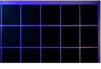 Потолок «Звездное небо» с пультом управления (20 плиток) - Интернет-магазин школьного и спортивного оборудования Квазар, Екатеринбург