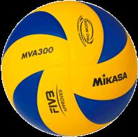 Волейбольный мяч Mikasa MVA300  - Интернет-магазин школьного и спортивного оборудования Квазар, Екатеринбург