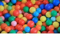 Цветной шарик для сухого бассейна - Интернет-магазин школьного и спортивного оборудования Квазар, Екатеринбург