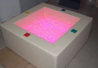 Интерактивный сухой бассейн с кнопками-переключателями - Интернет-магазин школьного и спортивного оборудования Квазар, Екатеринбург