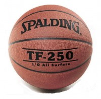 Мяч баскетбольный Spalding TF-250 - Интернет-магазин школьного и спортивного оборудования Квазар, Екатеринбург