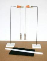 Лабораторный комплект (набор) по электростатике - Интернет-магазин школьного и спортивного оборудования Квазар, Екатеринбург