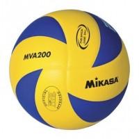 Мяч волейбольный Mikasa MVA200  - Интернет-магазин школьного и спортивного оборудования Квазар, Екатеринбург