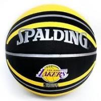 Мяч баскетбольный Spalding LA Lakers - Интернет-магазин школьного и спортивного оборудования Квазар, Екатеринбург