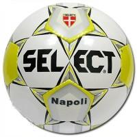 Мяч футбольный Select Napoli размер 4 - Интернет-магазин школьного и спортивного оборудования Квазар, Екатеринбург