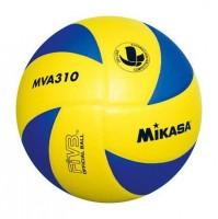 Мяч волейбольный Mikasa MVA310 - Интернет-магазин школьного и спортивного оборудования Квазар, Екатеринбург