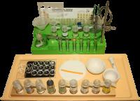 Лабораторный комплект (набор) для начального обучения химии - Интернет-магазин школьного и спортивного оборудования Квазар, Екатеринбург