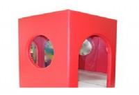 Домик с ходами внутри - Интернет-магазин школьного и спортивного оборудования Квазар, Екатеринбург