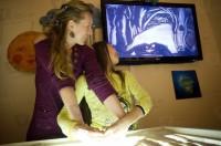 Стол для рисования песком с проекцией на экран - Интернет-магазин школьного и спортивного оборудования Квазар, Екатеринбург