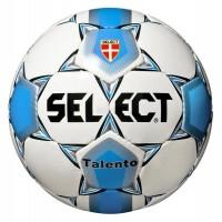 Мяч футбольный Select Talento 2008, размер 3  - Интернет-магазин школьного и спортивного оборудования Квазар, Екатеринбург