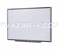 SMART Board SBM680 с пассивным лотком - Интернет-магазин школьного и спортивного оборудования Квазар, Екатеринбург