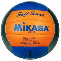 Мяч для пляжного волейбола Mikasa VXS-02  - Интернет-магазин школьного и спортивного оборудования Квазар, Екатеринбург