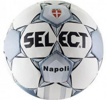 Мяч футбольный Select Napoli - Интернет-магазин школьного и спортивного оборудования Квазар, Екатеринбург