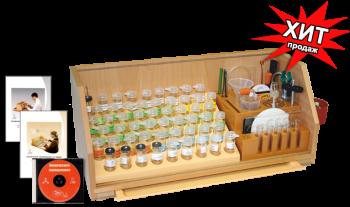 Микролаборатория для химического эксперимента - Интернет-магазин школьного и спортивного оборудования Квазар, Екатеринбург