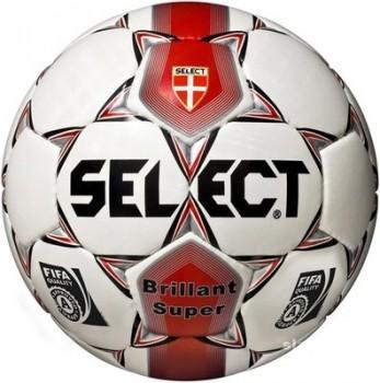 Мяч футбольный Select Brillant Super FIFA 2008 - Интернет-магазин школьного и спортивного оборудования Квазар, Екатеринбург